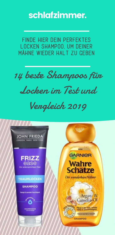 14 beste Shampoos fu00fcr Locken im Test und Verg…
