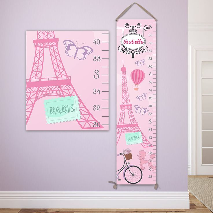 8 best Pink Growth Chart images on Pinterest Growth charts - girls growth chart template