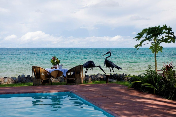 Chintheche Inn on the western shore of Lake Malawi is known for its white sands, warm clear waters and age-old fishing villages. The area boasts some of the finest beaches on the entire lakeside.