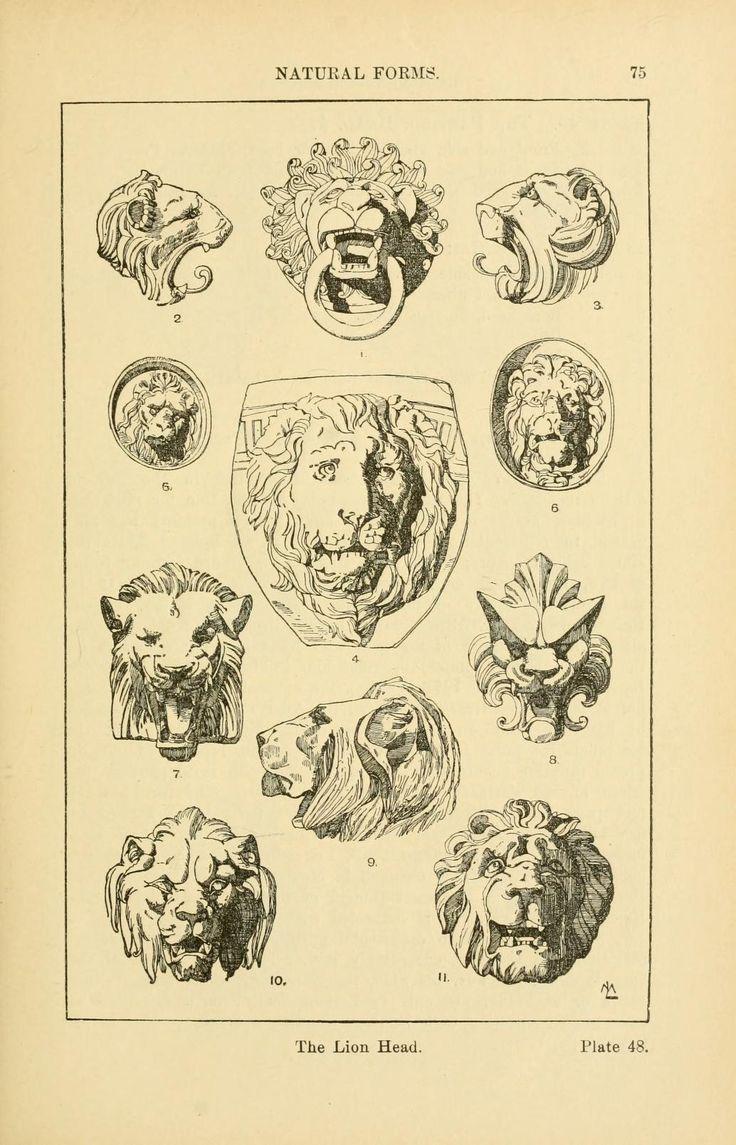 Handbook of ornament; a grammar of art, industr...