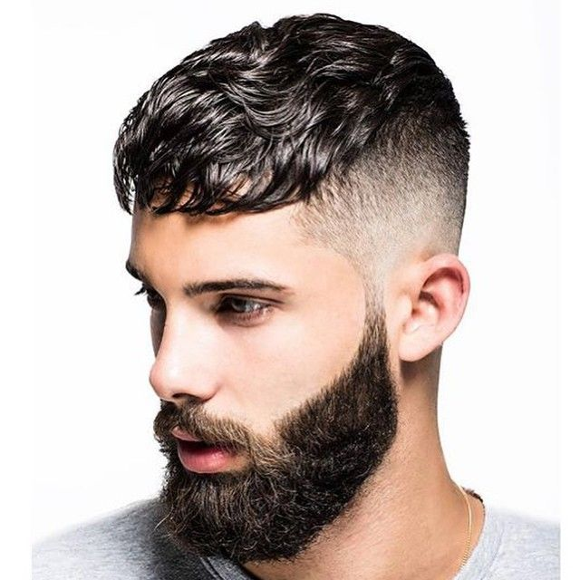 Cool Beard Styles Short Hair 2016 Full For Men Men39s Hairstyles And Haircuts