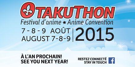 Festival manga à Montréal :  Otakuthon 2014