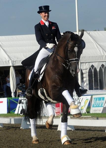 Valegro- Individual gold medal winner London 2012- love powerful, compact horses