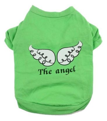 The Angel with Wings Small Dog Shirt – PawzOutlet