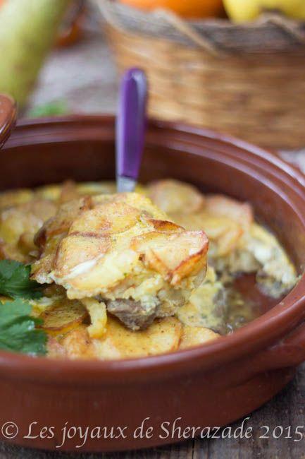 Mderbel de pommes de terre cuisine alg rienne recette for Dicor de cuisine algerienne