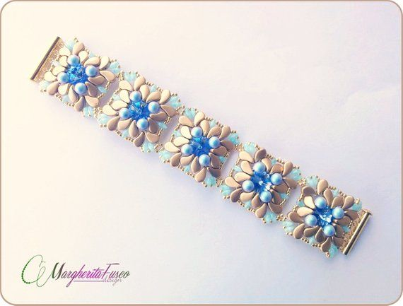 how to make bracelets with beads step by step