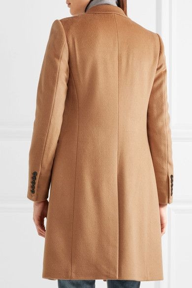 Joseph - Wool And Cashmere-blend Coat - Camel - FR34