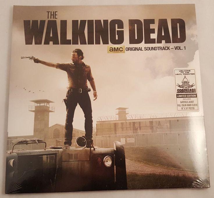 The Walking Dead ~AMC Original Soundtrack Vol. 1~ Vinyl Record ~NEW~SEALED~  | eBay