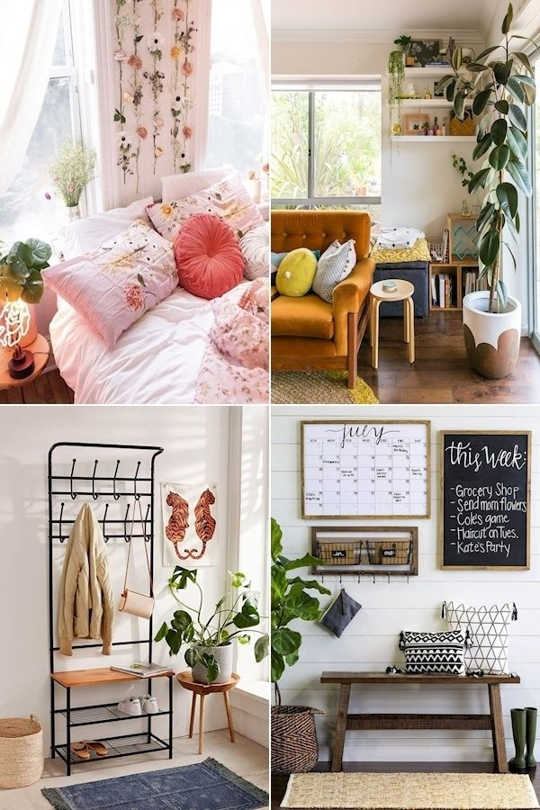 Interior Design Ideas For Small Homes In Low Budget Decorating Small Spaces Cheap Simple House Dec In 2020 Decorating Small Spaces Low Budget Decorating Home Decor