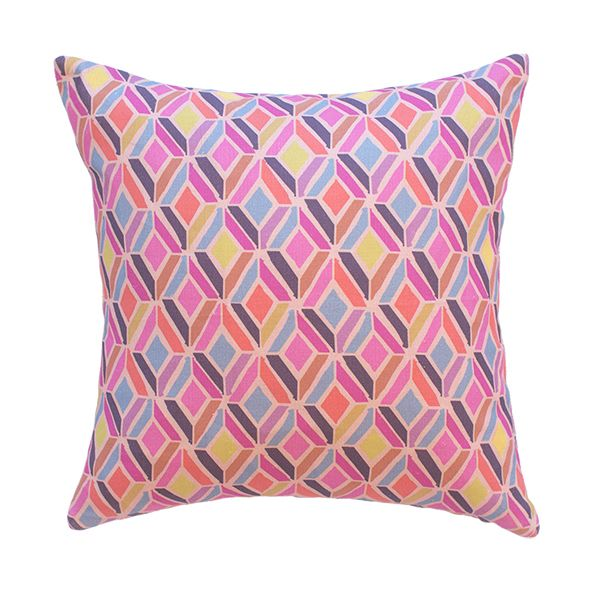 Our 'Cut Crystal' Cushion is a dazzler. Extra special care has been taken during the production of this Limited Edition piece.- Designed and made in Australia. Designed by Natala Stuetz in Brisbane, Australia. © 2014 Ma and Grandy