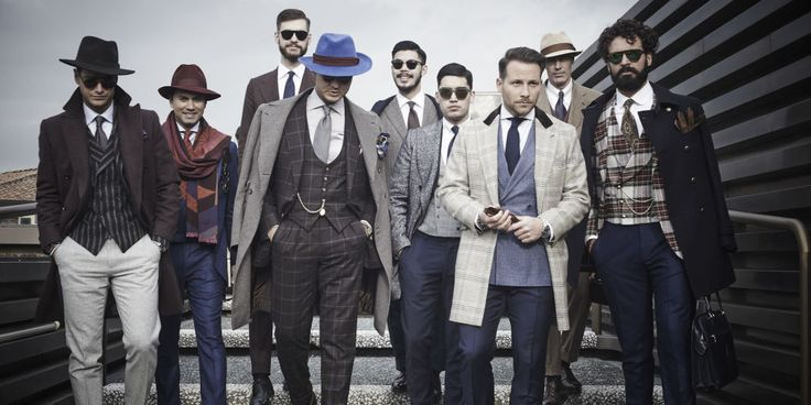 Pitti Uomo: le tendenze della moda maschile autunno/inverno 2015-2016 -cosmopolitan.it