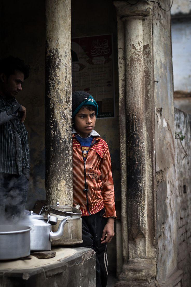 Varanasi, India- Mitchell Burden, portrait, photography, art