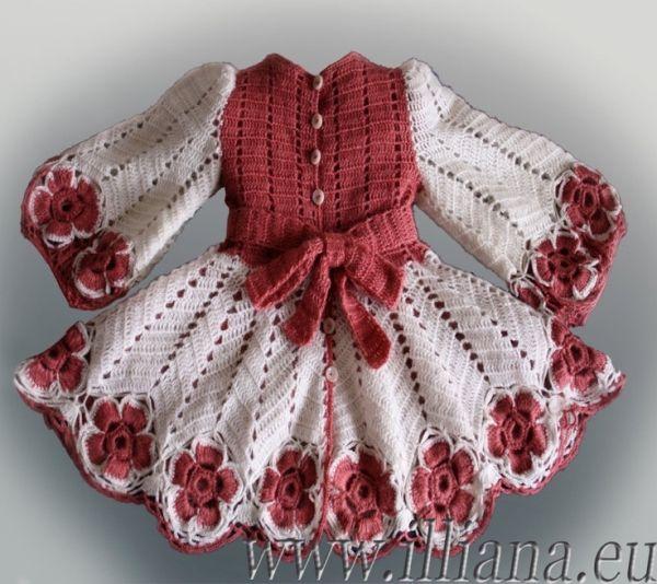 Little Girl Crochet Patterns Free Crochet Pattern