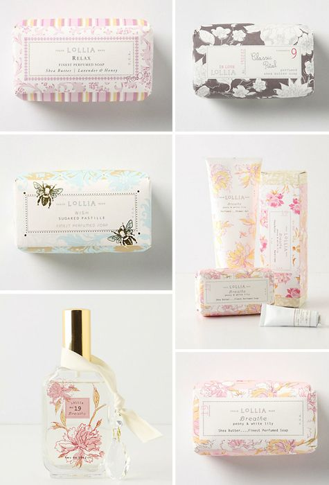 by Curious and Co.  Like the variety of label treatments (especially the top right one!)