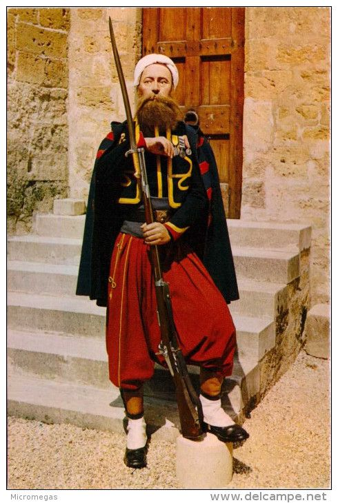 Image result for zouave   Zouave!   Army uniform, French ...