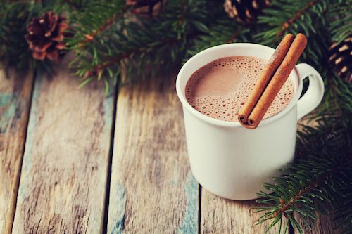 Nothing is more comforting and yummy to me in the winter than hot chocolate. It reminds me of coming in after sledding all...