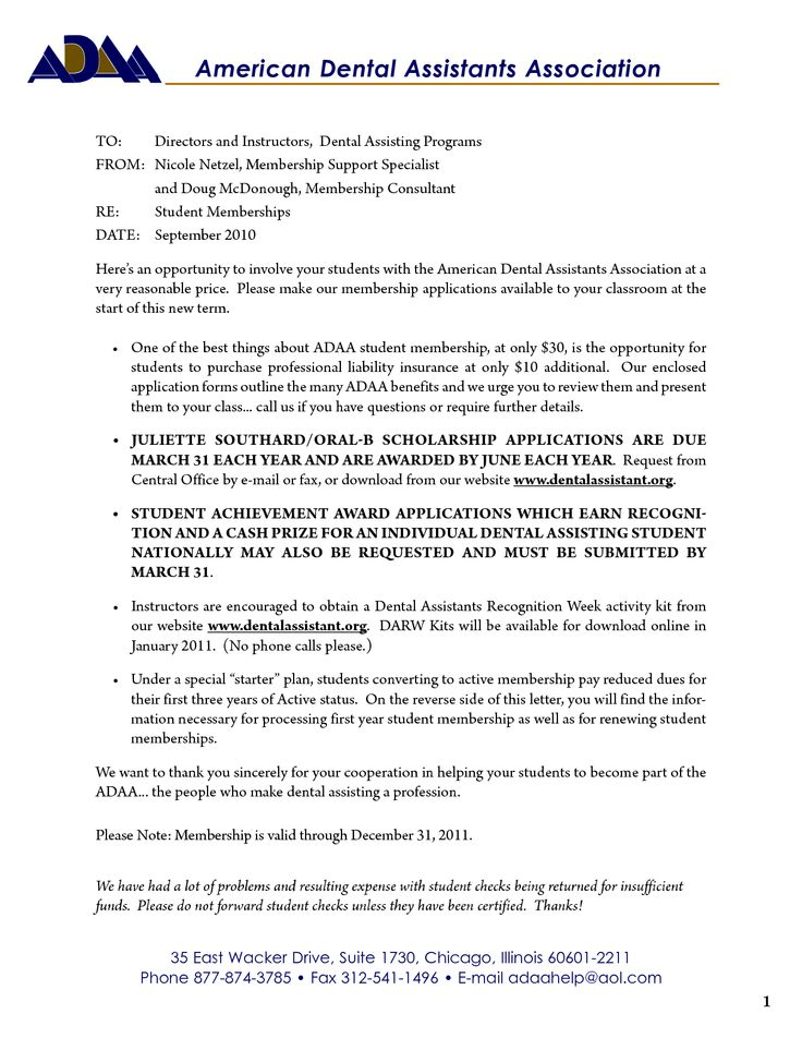 Dental Student Resume http//www.resumecareer.info