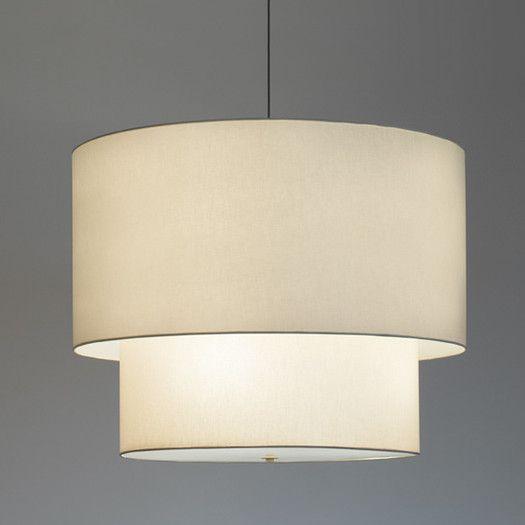 All modern   double drum pendant72 best Lighting images on Pinterest   Lighting design  . All Modern Pendant Lighting. Home Design Ideas