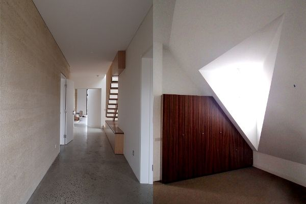 STEFFEN WELSH ARCHITECTS - Northcote Hemp House - Entrance and guest room