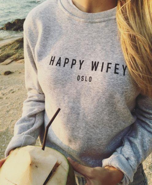 Happy Wifey Oslo