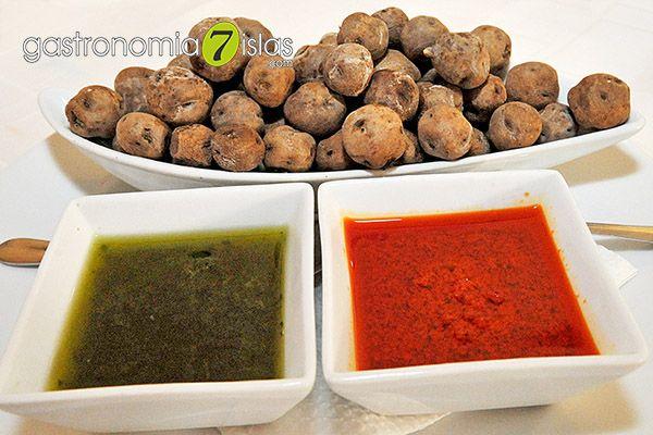 Receta del mojo rojo casero | Gastronomía 7 Islas