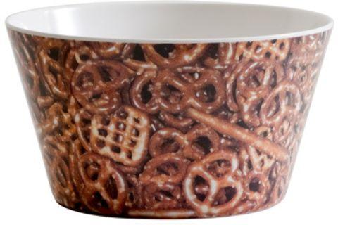 Melamine Pretzel Bowl Case Pack 24 (348381)