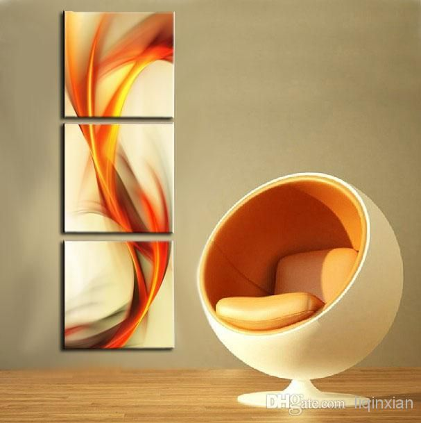 Wholesale FLOWER Painting - Buy High Quality Art Oil Painting Yellow Entrance Upright Painting Abstract Modern Paintings on Canvas Living Room Painting Picture A1, $27.75 | DHgate