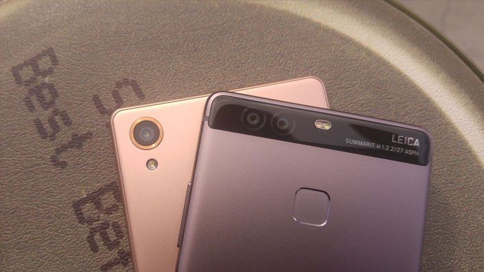 Smartphone High End - Sony Xperia XZ atau Huawei P9? 2 Varian Berkelas Ini Punya Internal Gede
