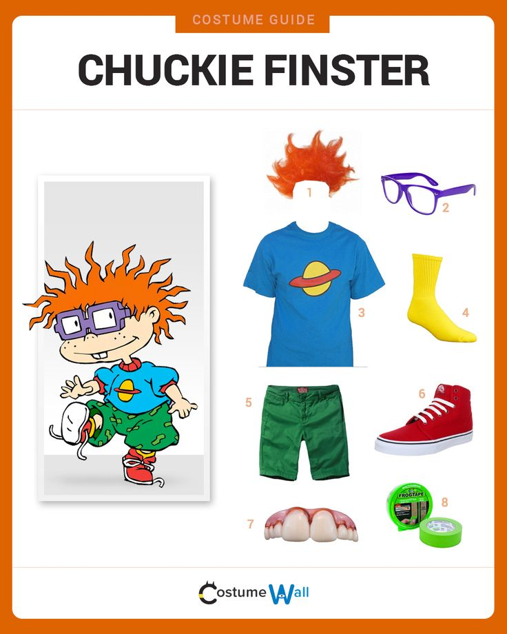 Dress Like Chuckie Finster | The o'jays, And dresses and Hair