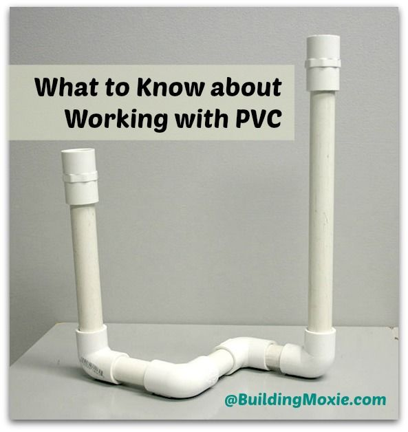 Pvc Garden Projects: PVC 101 :: Using PVC For DIY Projects