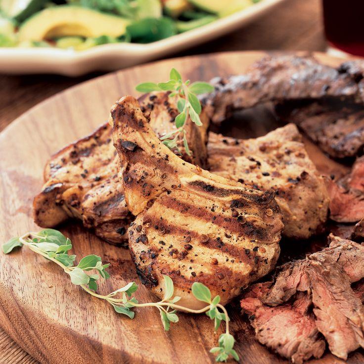 Chilean Mixed Grill Recipe - Aurelio Montes | Food & Wine