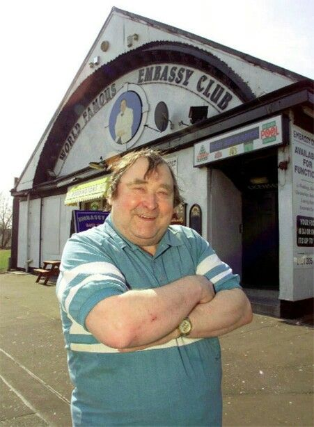 Bernard Manning: Manchester's own Marmite man - hated and loved in almost equal measure, Manning was unabashed about his own forthright comedy style. His Embassy comedy club in Harpurhey was a city landmark for decades