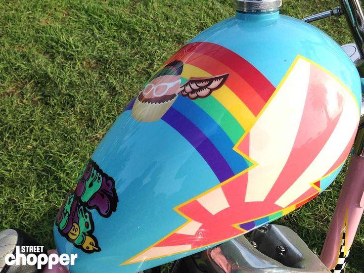 The 20 most interesting gas tanks of Chopperfest | Street Chopper