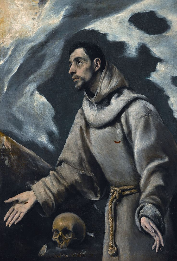 WYSTAWA // EXHIBITION: El Greco. Ekstaza św. Franciszka // El Greco. The Ecstasy of St Francis TIME: 10.02-22.03.2015 PLACE: EUROPEUM - Ośrodek Kultury Europejskiej // EUROPEUM - Centre for European Culture
