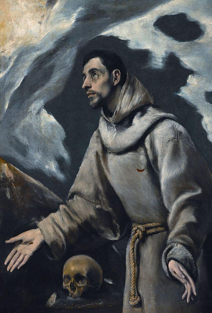 WYSTAWA // EXHIBITION: El Greco. Ekstaza św. Franciszka // El Greco. The Ecstasy of St Francis TIME: 10.02-22.03.2015 PLACE: EUROPEUM - Ośrodek Kultury Europejskiej // EUROPEUM - Centre for European Culture
