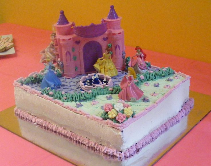 14 best Princess cake ideas images on Pinterest Princess party