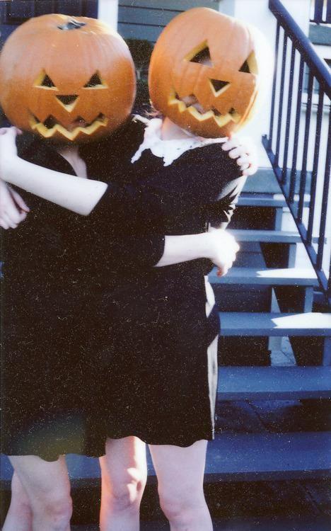Pumpkin buds.