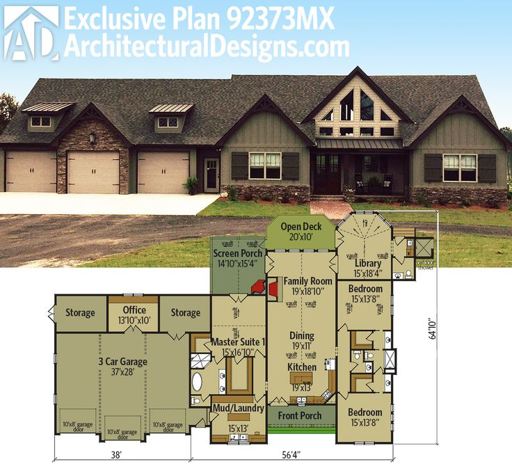 266 best rugged and rustic house plans images on pinterest