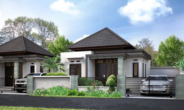 Desain Rumah Minimalis Mewah Dan Modern 1 Lantai
