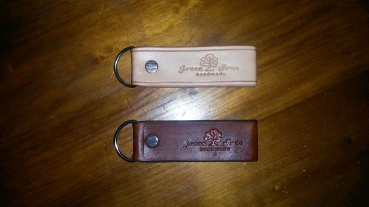 Key holders leather