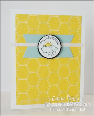 First card for the Stampin' Up! Alaska Achievers Blog Hop...check out all the fantastic ideas from the Occasions and Sale-A-Bration 2018 catalogs!  Start here at my blog:  http://inkspiredtreasures.com/cards/february-alaska-achievers-blog-hop/  #stampinup, #inkspiredtreasures, #bloghop, #suachieversbloghop, #alaskabloghop