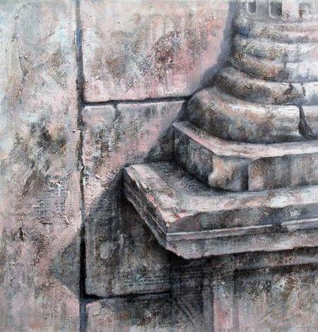 Study for Cascade of Light » Ian Murphy Paintings