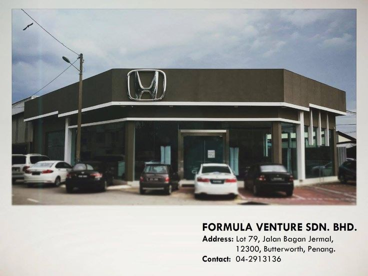 Honda Showroom - Butterworth