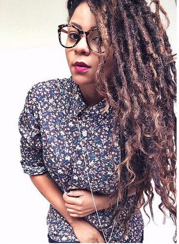 25 best ideas about Dreads Styles on Pinterest