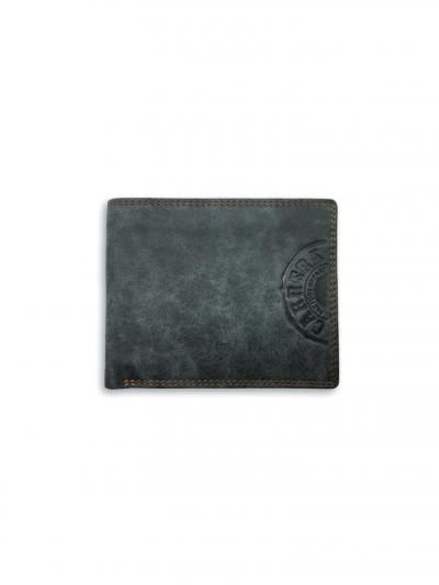 Real leather wallet