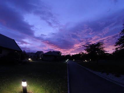 Early morning, autumn at Vintners Retreat, Marlborough #sunrise #lovemarlborough