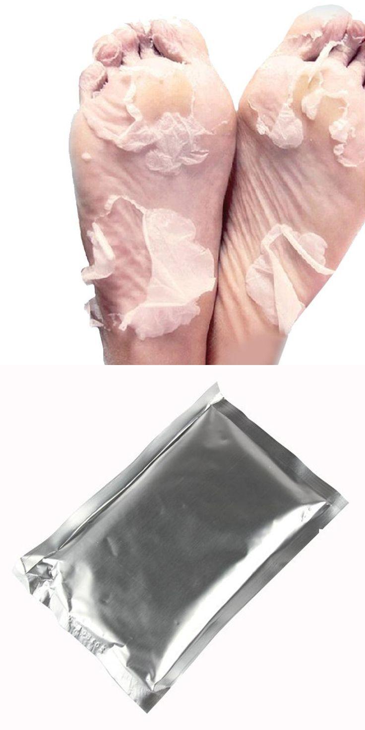 [Visit to Buy] Pedicure Socks High Quality Exfoliating Socks Dead Skin Baby Feet Mask Peeling Foot Care Socks For Pedicure Foot Mask  #Advertisement