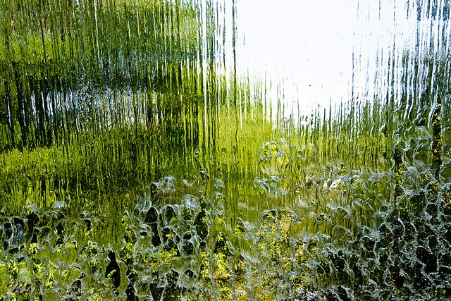 Through the Waterfall by DarkElfPhoto, via Flickr