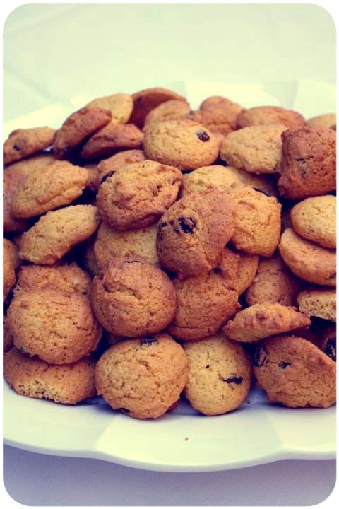 Zaeti - Homemade biscuits    www.cadememi.it