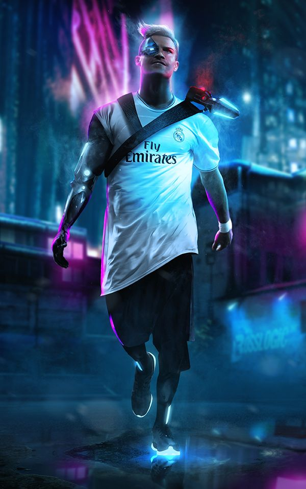 Cyber Street Football - Messi Sorry for the lack of posting on DA been trying to make some moves with bosslogic, expanding with the name and adding prints and gaining a studio Ill try to post more ...